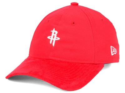 Houston Rockets New Era NBA On-Court Collection Draft 9TWENTY Cap