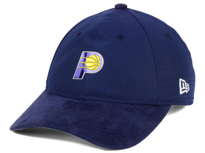 Indiana Pacers New Era NBA On-Court Collection Draft 9TWENTY Cap