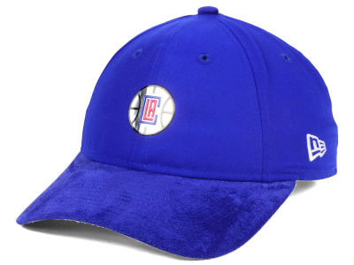 Los Angeles Clippers New Era NBA On-Court Collection Draft 9TWENTY Cap