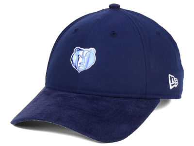 Memphis Grizzlies New Era NBA On-Court Collection Draft 9TWENTY Cap