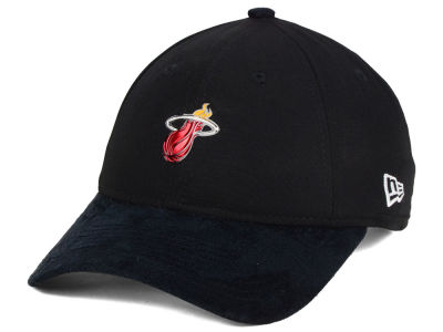 Miami Heat New Era NBA On-Court Collection Draft 9TWENTY Cap
