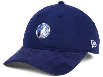Minnesota Timberwolves New Era NBA On-Court Collection Draft 9TWENTY Cap