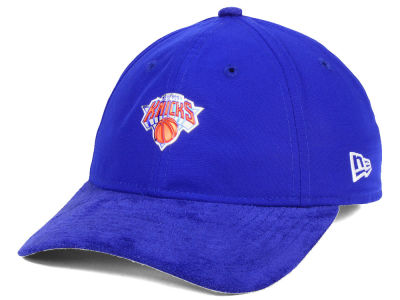 New York Knicks New Era NBA On-Court Collection Draft 9TWENTY Cap