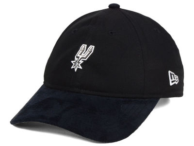 San Antonio Spurs New Era NBA On-Court Collection Draft 9TWENTY Cap