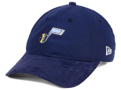 Utah Jazz New Era NBA On-Court Collection Draft 9TWENTY Cap