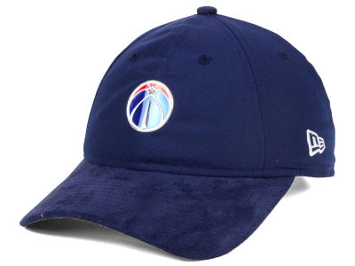 Washington Wizards New Era NBA On-Court Collection Draft 9TWENTY Cap