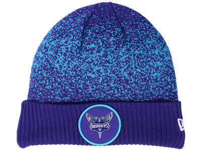 Charlotte Hornets New Era NBA On Court Collection Cuff Knit
