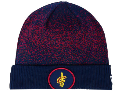 Cleveland Cavaliers New Era NBA On Court Collection Cuff Knit