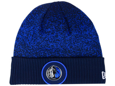 Dallas Mavericks New Era NBA On Court Collection Cuff Knit