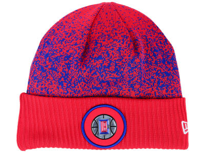 Los Angeles Clippers New Era NBA On Court Collection Cuff Knit