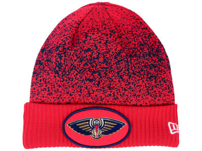 New Orleans Pelicans New Era NBA On Court Collection Cuff Knit