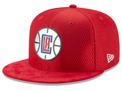 Los Angeles Clippers New Era NBA On-Court Reverse Collection 59FIFTY Cap