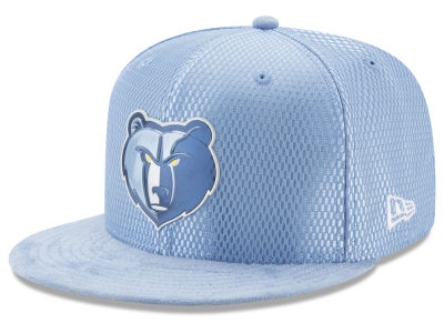 Memphis Grizzlies New Era NBA On-Court Reverse Collection 59FIFTY Cap