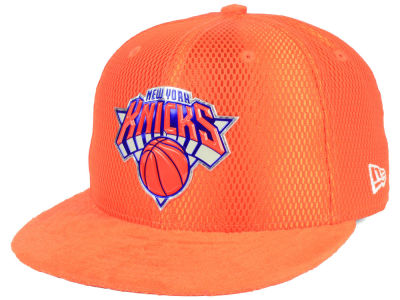 New York Knicks New Era NBA On-Court Reverse Collection 59FIFTY Cap