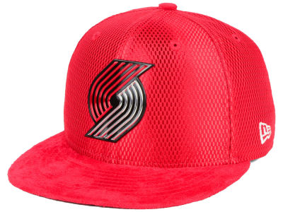 Portland Trail Blazers New Era NBA On-Court Reverse Collection 59FIFTY Cap