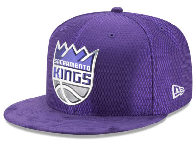 Sacramento Kings New Era NBA On-Court Reverse Collection 59FIFTY Cap