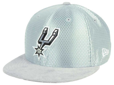 San Antonio Spurs New Era NBA On-Court Reverse Collection 59FIFTY Cap