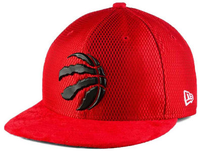 Toronto Raptors New Era NBA On-Court Reverse Collection 59FIFTY Cap