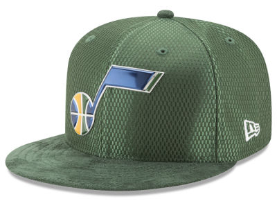 Utah Jazz New Era NBA On-Court Reverse Collection 59FIFTY Cap