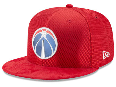 Washington Wizards New Era NBA On-Court Reverse Collection 59FIFTY Cap