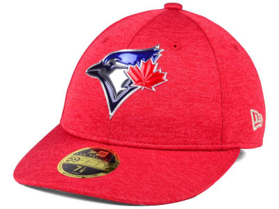 Toronto Blue Jays New Era 2017 MLB Low Profile Stars & Stripes 59FIFTY Cap