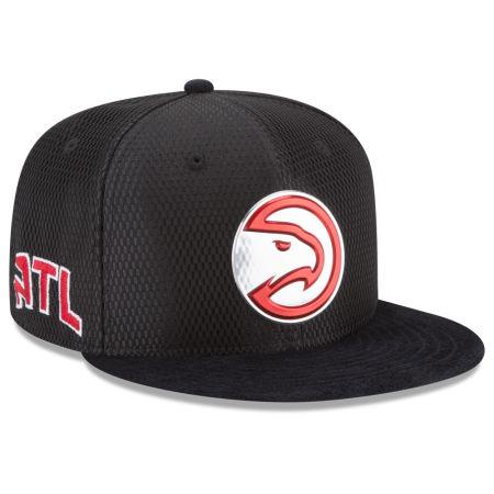 Atlanta Hawks New Era 2017 NBA On Court Reverse 9FIFTY Snapback Cap