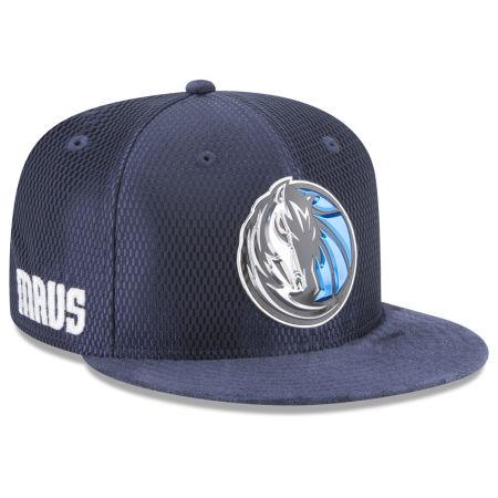 Dallas Mavericks New Era 2017 NBA On Court Reverse 9FIFTY Snapback Cap