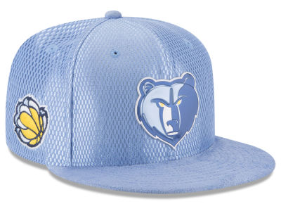 Memphis Grizzlies New Era 2017 NBA On Court Reverse 9FIFTY Snapback Cap