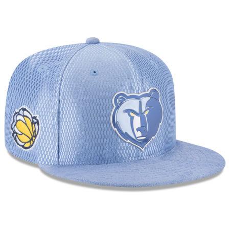 Memphis Grizzlies New Era 2017 NBA On Court Reverse 9FIFTY Snapback Cap