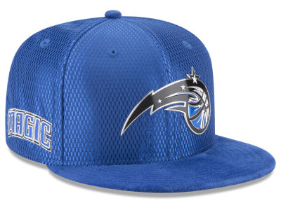 Orlando Magic New Era 2017 NBA On Court Reverse 9FIFTY Snapback Cap