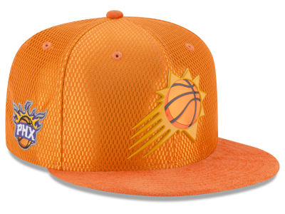 Phoenix Suns New Era 2017 NBA On Court Reverse 9FIFTY Snapback Cap