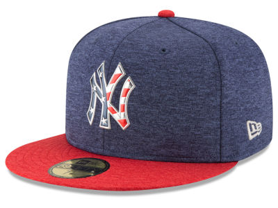 New York Yankees New Era 2017 MLB Kids Stars & Stripes 59FIFTY Cap