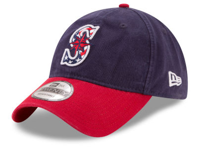 Seattle Mariners New Era MLB Stars & Stripes 9TWENTY Strapback Cap