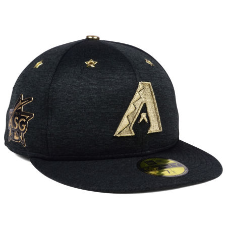 Arizona Diamondbacks New Era 2017 MLB All-Star Game Patch 59FIFTY Cap