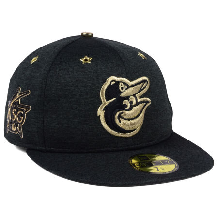 Baltimore Orioles New Era 2017 MLB All-Star Game Patch 59FIFTY Cap