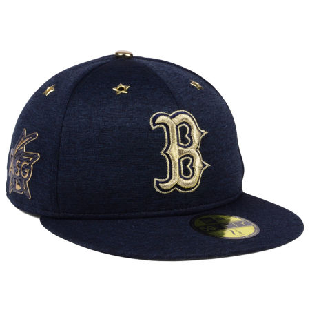 Boston Red Sox New Era 2017 MLB All-Star Game Patch 59FIFTY Cap