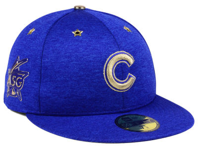Chicago Cubs New Era 2017 MLB All-Star Game Patch 59FIFTY Cap