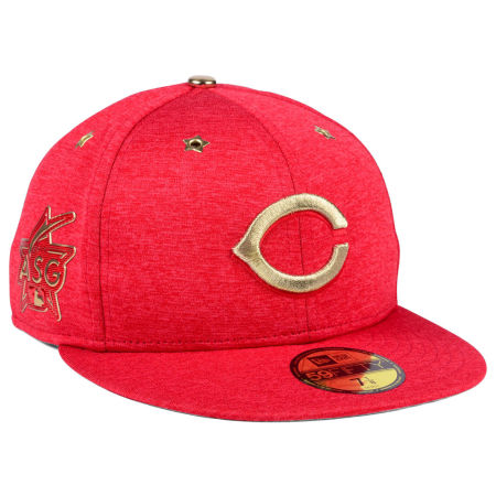 Cincinnati Reds New Era 2017 MLB All-Star Game Patch 59FIFTY Cap