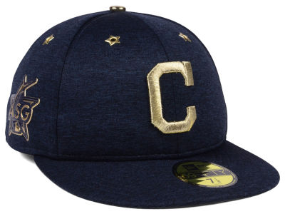 Cleveland Indians New Era 2017 MLB All-Star Game Patch 59FIFTY Cap