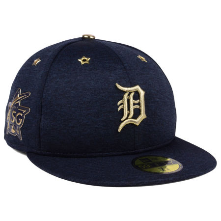Detroit Tigers New Era 2017 MLB All-Star Game Patch 59FIFTY Cap
