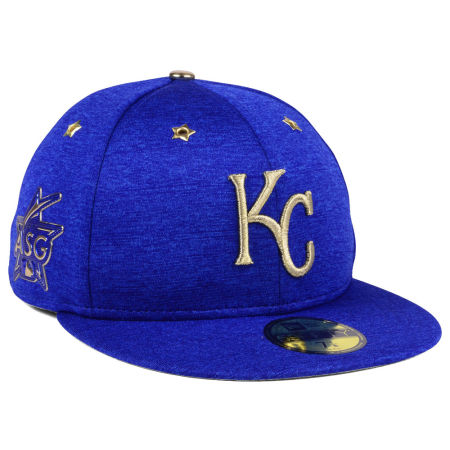 Kansas City Royals New Era 2017 MLB All-Star Game Patch 59FIFTY Cap