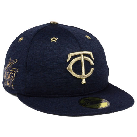 Minnesota Twins New Era 2017 MLB All-Star Game Patch 59FIFTY Cap
