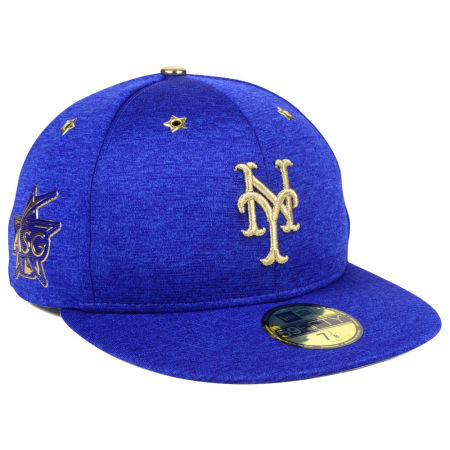 New York Mets New Era 2017 MLB All-Star Game Patch 59FIFTY Cap