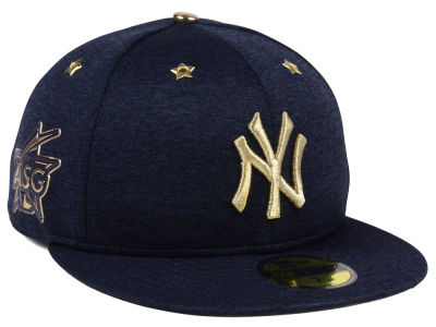 New York Yankees New Era 2017 MLB All-Star Game Patch 59FIFTY Cap