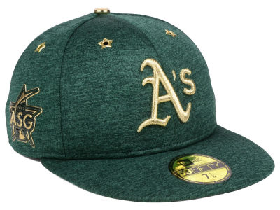 Oakland Athletics New Era 2017 MLB All-Star Game Patch 59FIFTY Cap