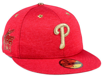 Philadelphia Phillies New Era 2017 MLB All-Star Game Patch 59FIFTY Cap