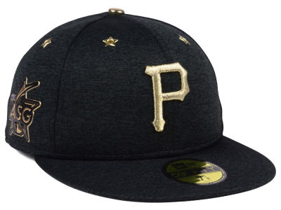 Pittsburgh Pirates New Era 2017 MLB All-Star Game Patch 59FIFTY Cap