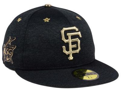 San Francisco Giants New Era 2017 MLB All-Star Game Patch 59FIFTY Cap