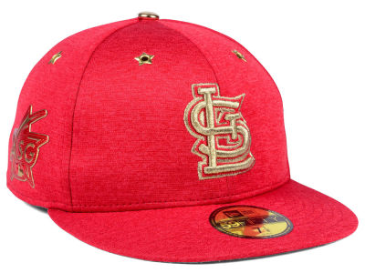 St. Louis Cardinals New Era 2017 MLB All-Star Game Patch 59FIFTY Cap