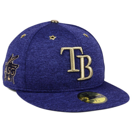 Tampa Bay Rays New Era 2017 MLB All-Star Game Patch 59FIFTY Cap